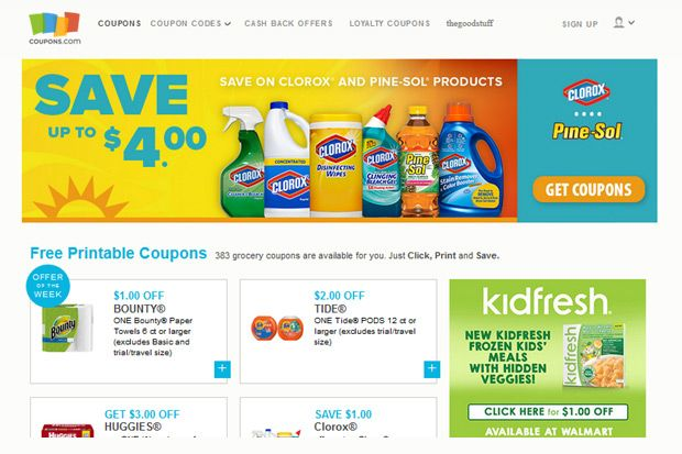 Printable Supermarket Coupons And Vouchers Grocery Coupons Store Ad List Preview With Coupon Matchups