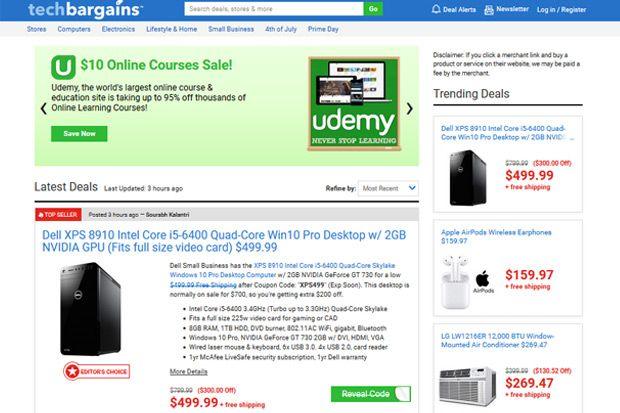 Top 10 daily deals websites uk