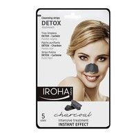 Black Charcoal Cleansing Nose Strips