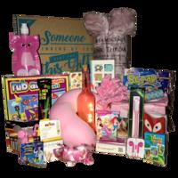 Childrens' Ultimate Pink Parcel