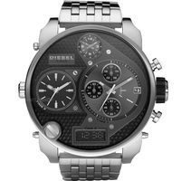 Diesel DZ7221 SBA Silver Mens Watch