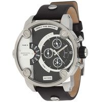 Diesel DZ7256 Little Daddy Black Mens Watch